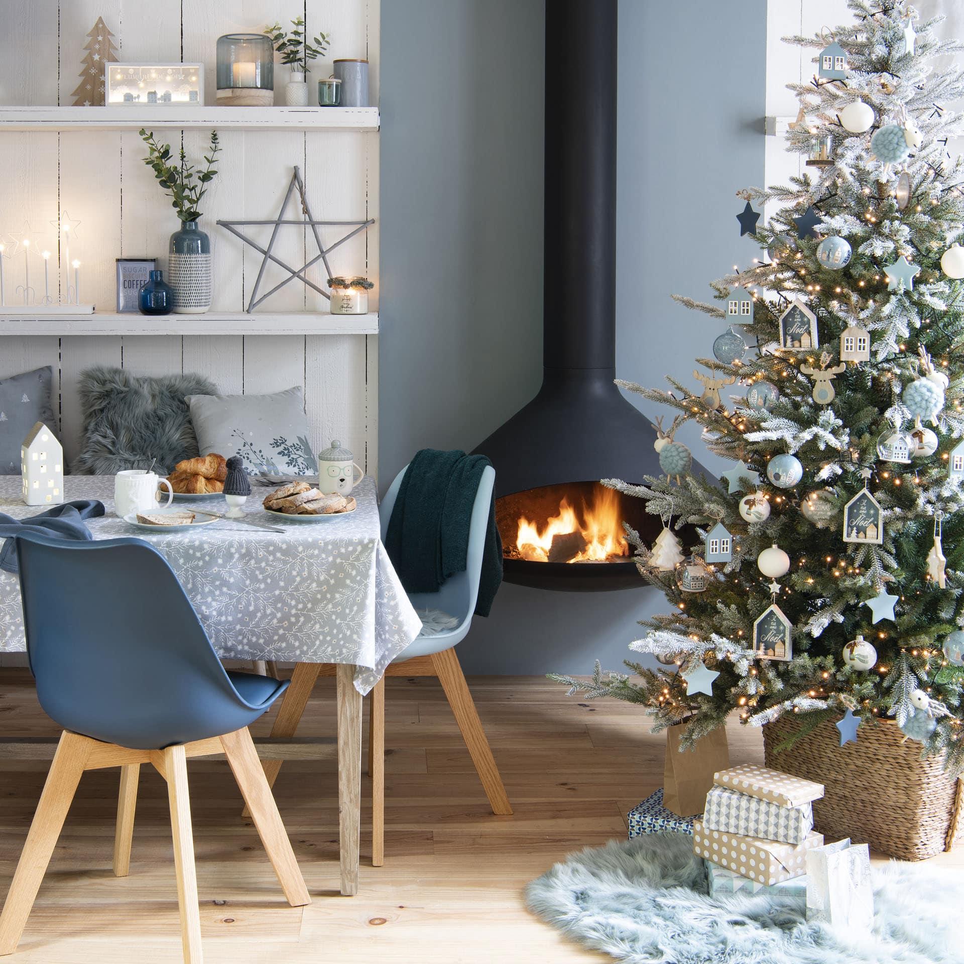 Comment décorer un arbre de noel ?
