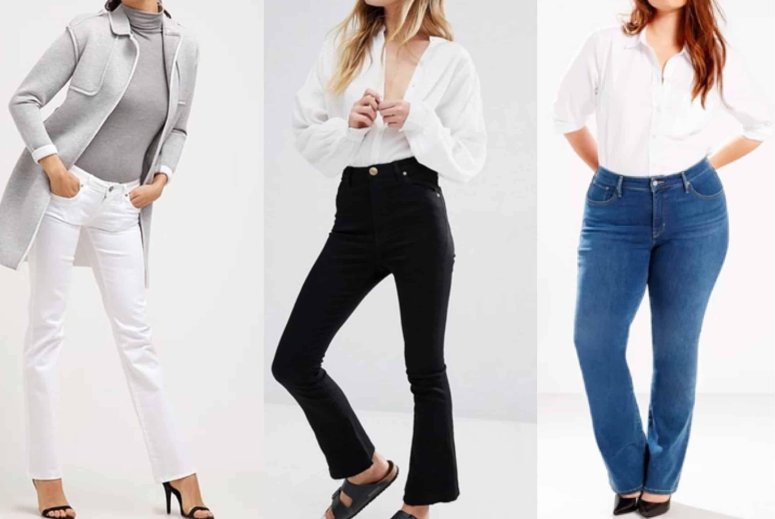 Comment porter un jean bootcut femme ?