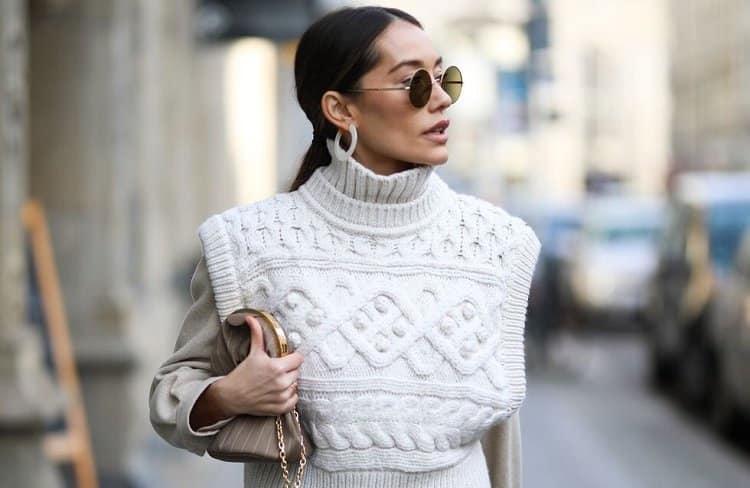 Comment porter un pull sans manche ?