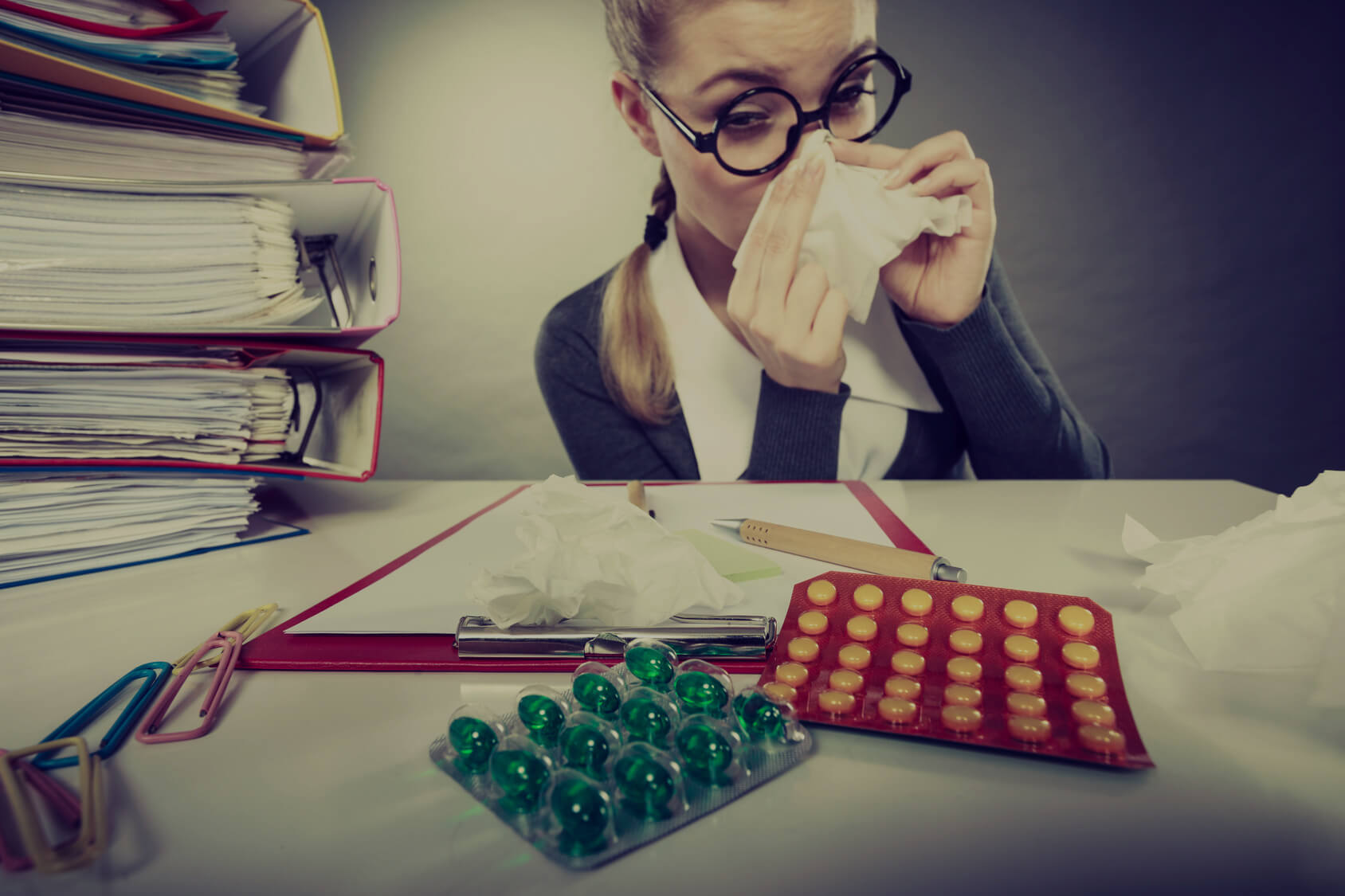 Combien de temps dure la grippe ?