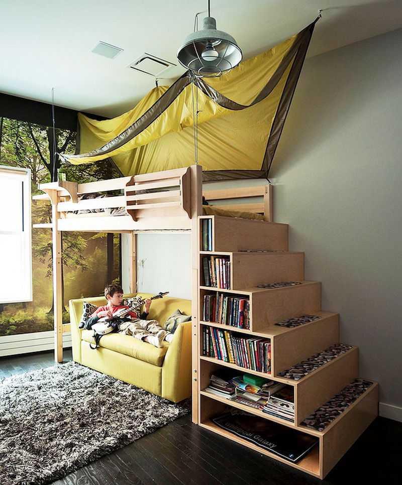 Comment construire un lit mezzanine 2 places ?